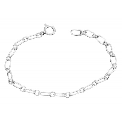 Chain Extender - 6 inch - Sterling Silver