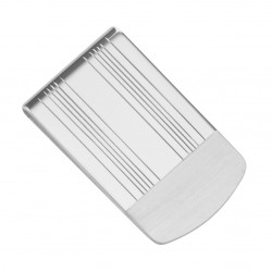 mc300 Money Clip / Engravable Clips - Sterling Silver
