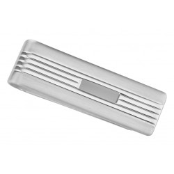 Designer Money Clip / Clips Made in Italy - Sterling Silver